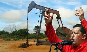 Chavez petrolero