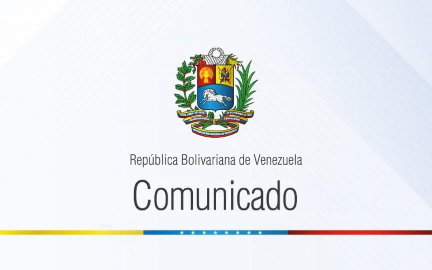 Venezuela sigue con preocupación la inminente reactivación del conflicto armado entre el gobierno de Colombia y un grupo de lasFARC