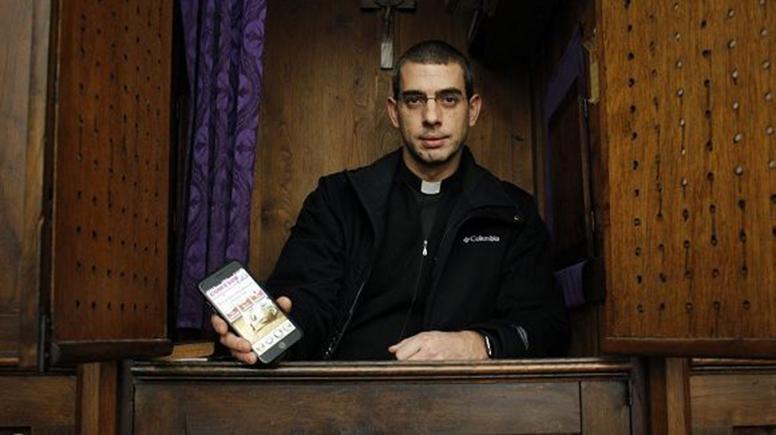 """Entre el confesionario y el """"bigdata"""""""
