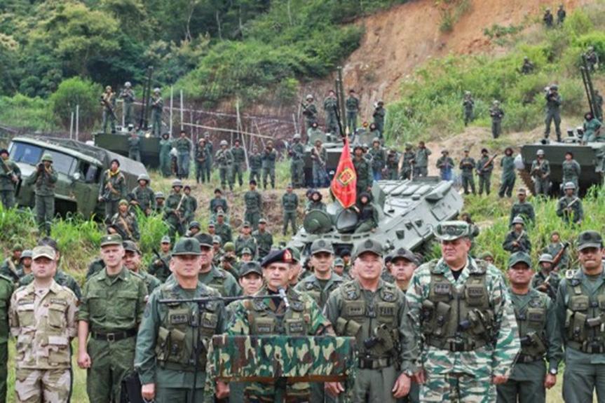 Indagación contra Guaidó y defensa de soberanía en agendavenezolana