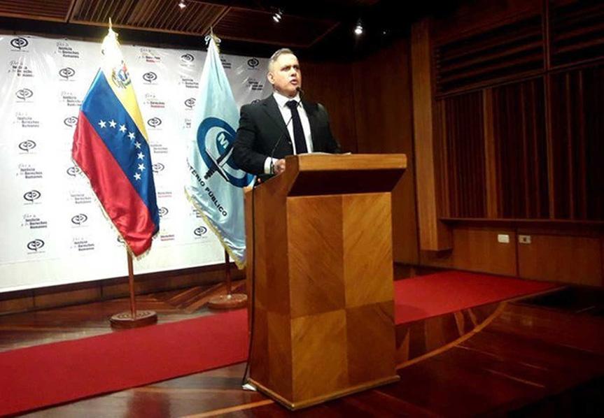 Fiscal Saab señala que presidente de Colombia conocía sobre protección de Guaidó porparamilitares