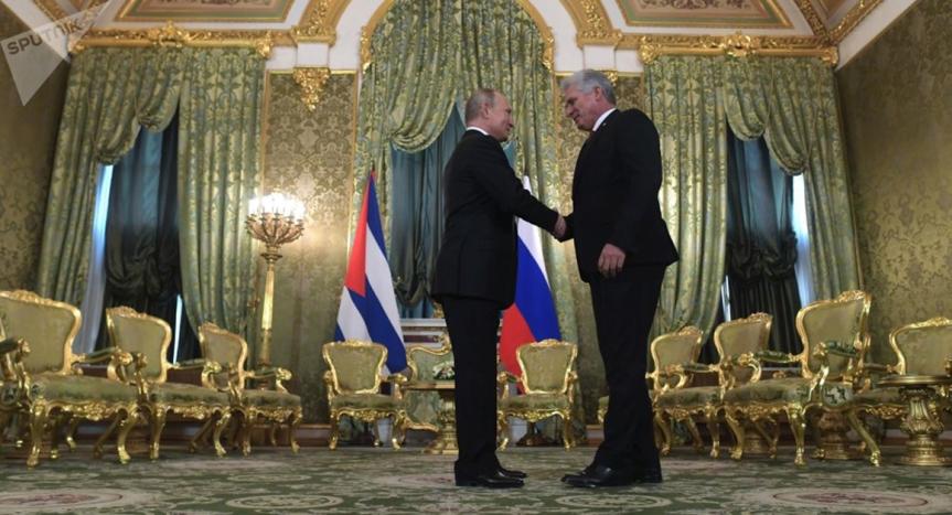 """Rusia muestra la """"mayor voluntad de ayudar aCuba"""""""