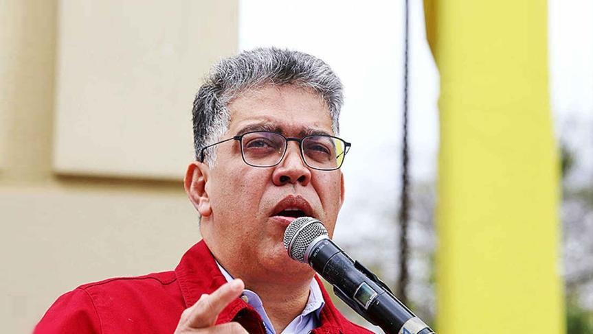 Jaua: El papel del pueblo en la defensa del legado de Hugo Chávez esfundamental