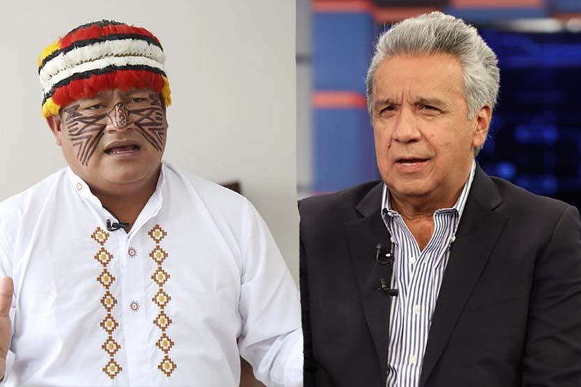 Diálogo en Ecuador: Moreno propone un nuevo decreto y el movimiento indígena insiste en derogar el 883(VIDEO)