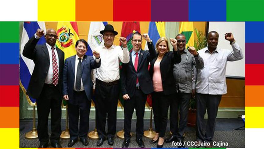 Declaración del ALBA-TCP contra el golpe de Estado en Bolivia(+Video)
