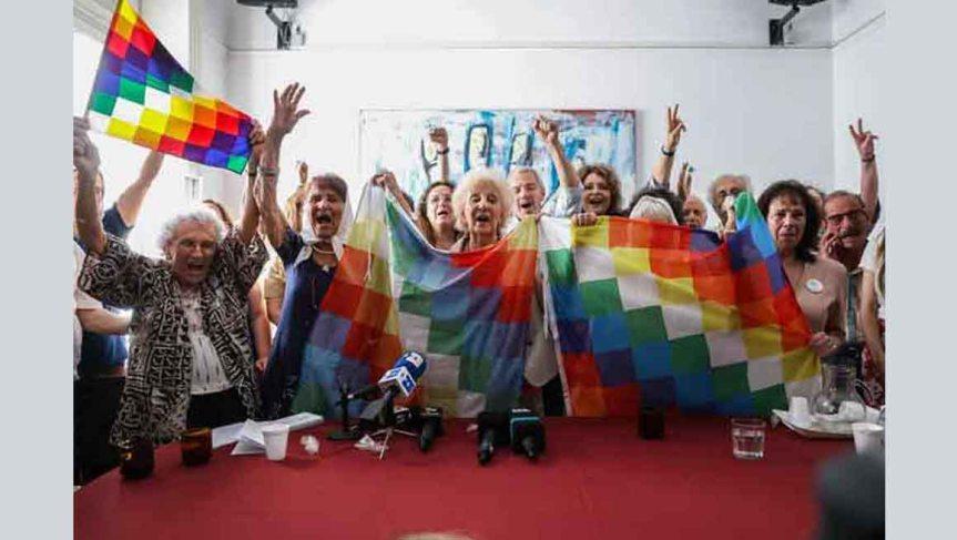 Argentinos marcharán por Evo Morales y la hermanaBolivia
