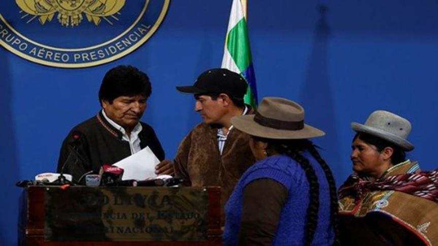 Rusia denuncia que la crisis en Bolivia sigue las pautas de un golpe deEstado