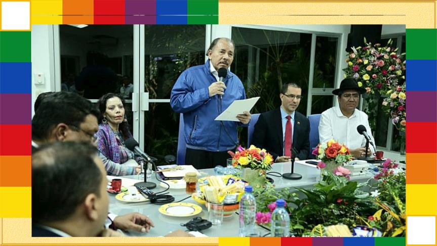Daniel insta a la integración regional para enfrentar agresiones imperialistas(+Video)