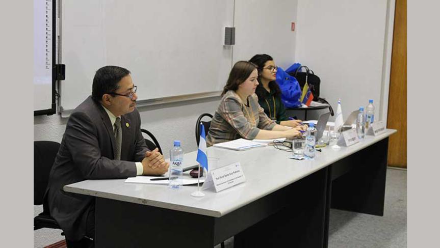 Foro juvenil en Rusia propone crear comité de DD.HH. de laCelac