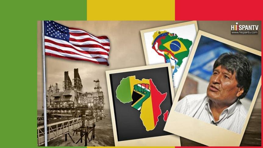 Larga tradición de golpes de Estado en América Latina yÁfrica