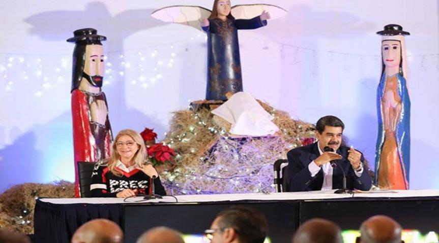 Presidente Maduro: La próxima semana daré una sorpresa al pueblo con elpetro