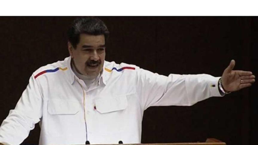 Maduro convoca a militares de Bolivia a restituir aEvo