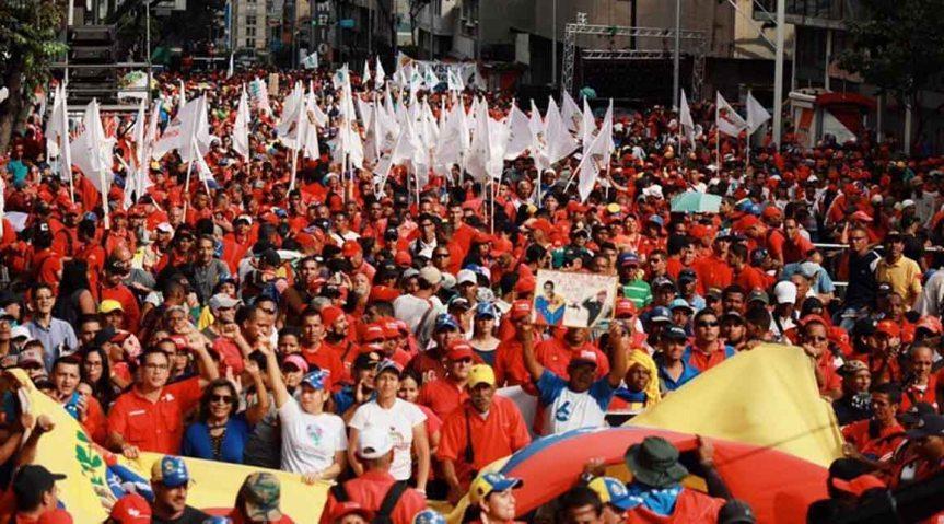 Nicolás Madurol: Los enemigos de la Patria no han podido ni podrán arrebatarnos laPaz