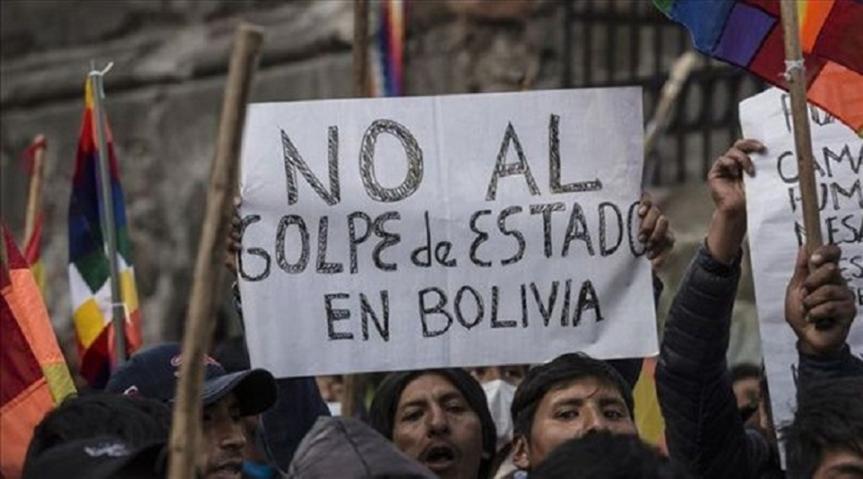 Movimientos sociales de Bolivia rechazan golpe de Estado y exigen cumplimiento de garantías pautadas por AsambleaLegislativa