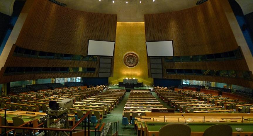 La Asamblea de la ONU apoya la resolución de Cuba contra elbloqueo