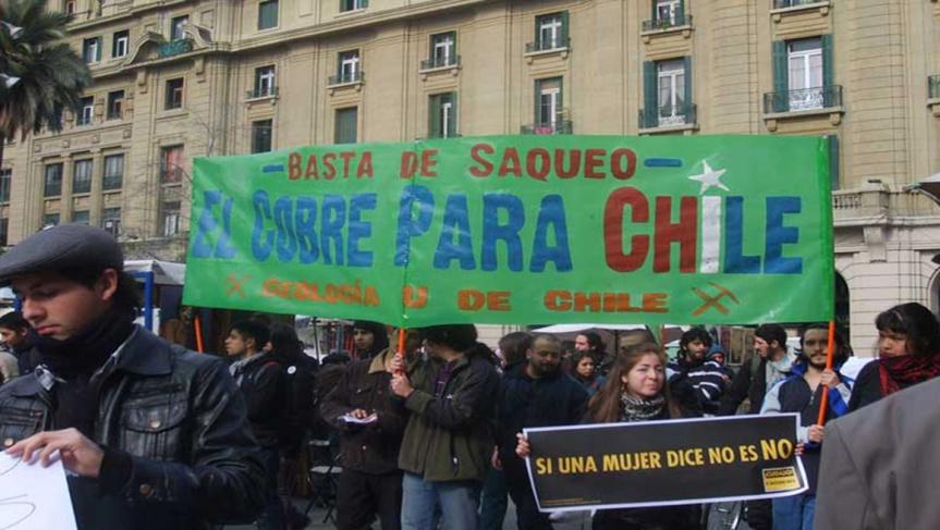 Chile saqueado: El poto y laJeringa