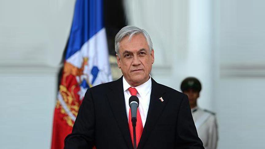 Presidente de Chile bate record deimpopularidad
