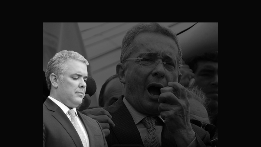 A Uribe finalmente lo están bajando delpedestal