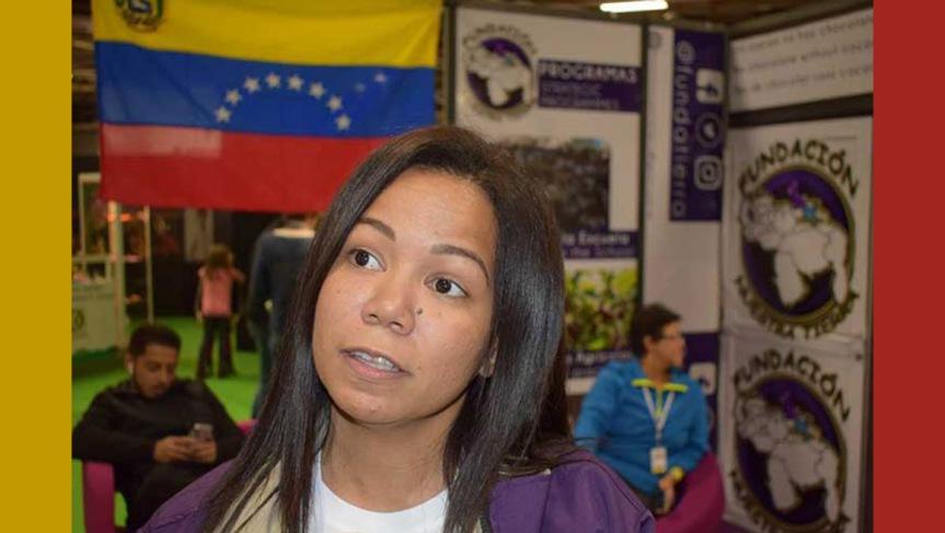 Venezuela promueve sus productos en Salón del Chocolate deParís