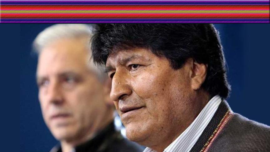 Evo Morales encabeza hoy acto en Argentina con miembros delMAS