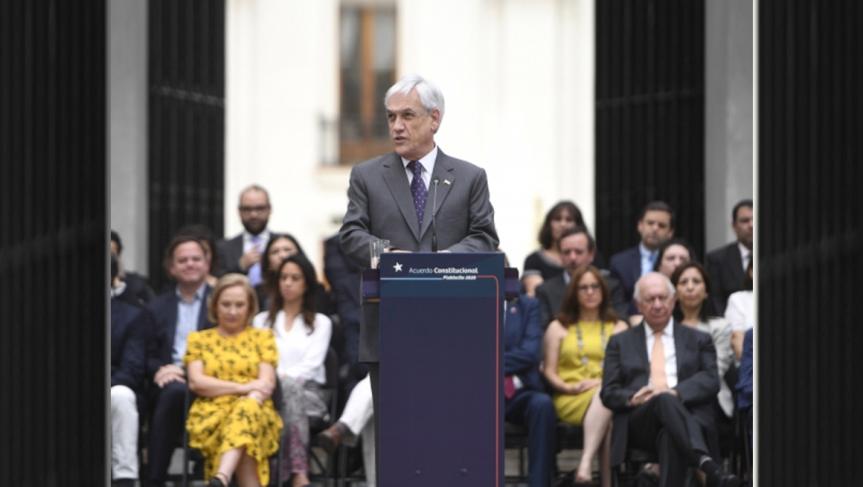 Chile, convertido en estiércol por la plutocracia(+Video)