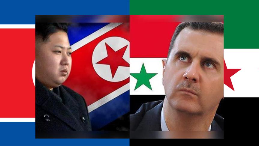 Siria y RPDC expresan voluntad por afianzarrelaciones
