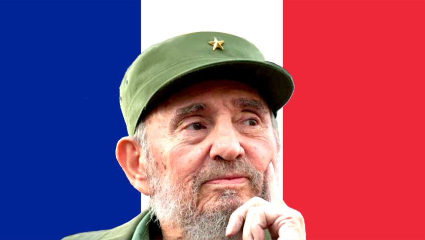 Fidel Castro más vivo que nunca, afirman enFrancia