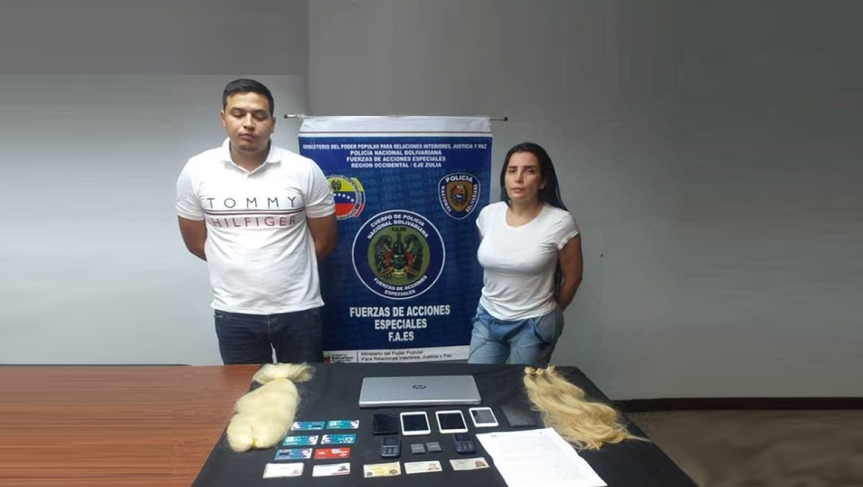Detuvieron en Venezuela a Aída Merlano, la ex congresistacolombiana