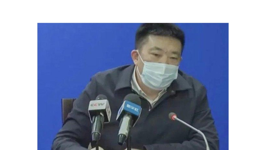 China: Alcalde de Wuhan asume culpa por informar tarde laepidemia