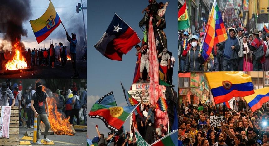 Y América Latina sigue andando, ¿parabien?