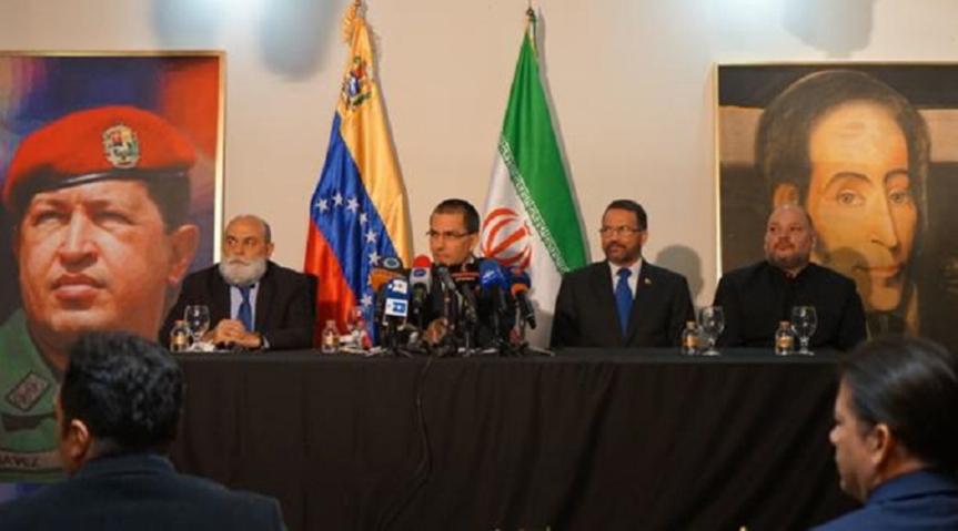 Venezuela-Irán realizarán Novena Comisión Mixta en los próximosmeses
