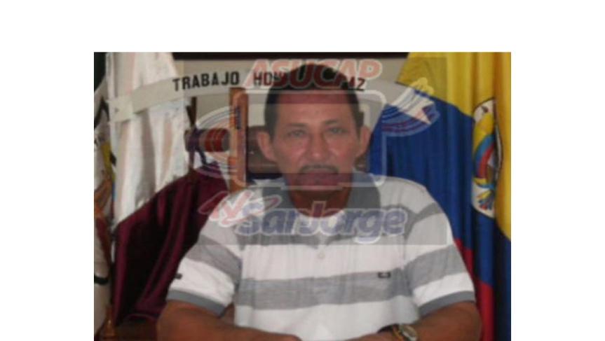 Denuncian el asesinato de otro líder social colombiano en elCatatumbo