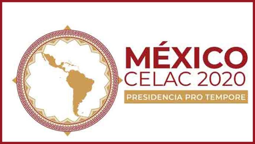 México buscará la unidad regional desde la presidencia deCelac