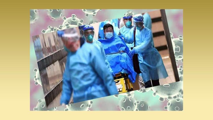 Coronavirus en China: 106 decesos y cuatro mil 275contagios