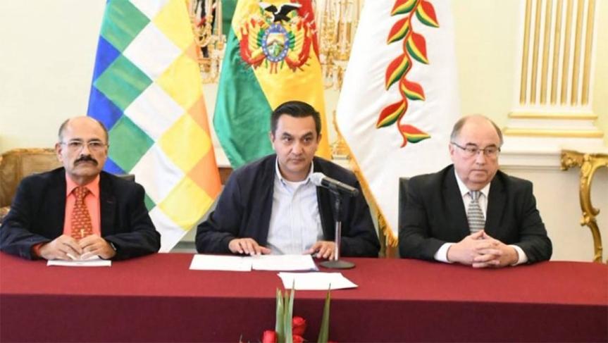 Bolivia anuncia la suspensión de las relaciones diplomáticas conCuba
