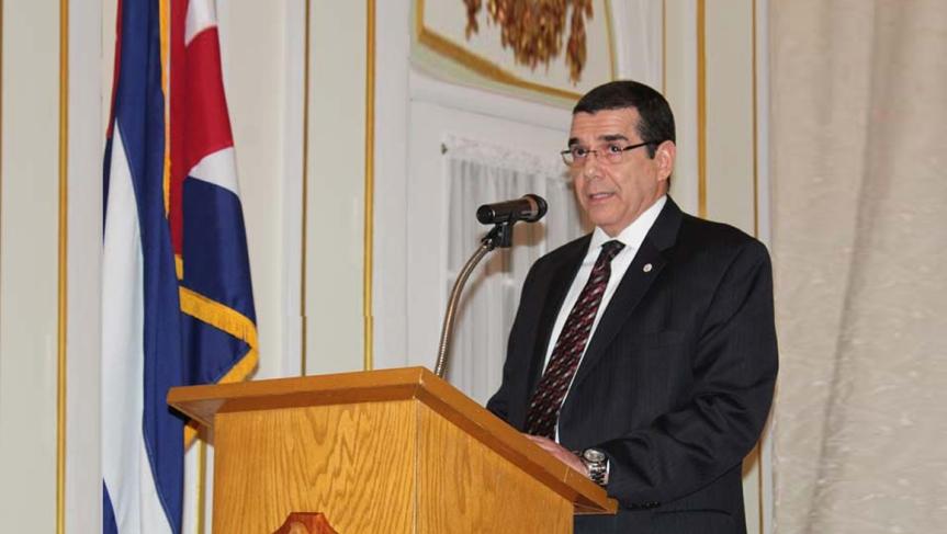 Destacan ventajas para Cuba y EE.UU. si existieran mejoresrelaciones