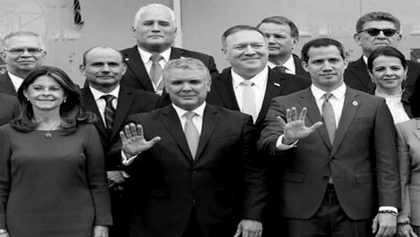 Cumbre de terroristas enBogotá