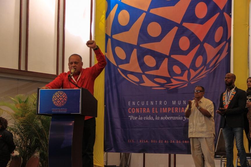 Venezuela no está sola en su lucha antiimperialista