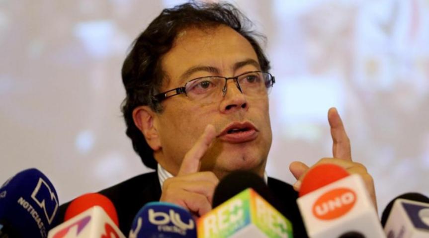 Petro pide a Cancillería sanciones contra Guaidó por declaraciones en sucontra
