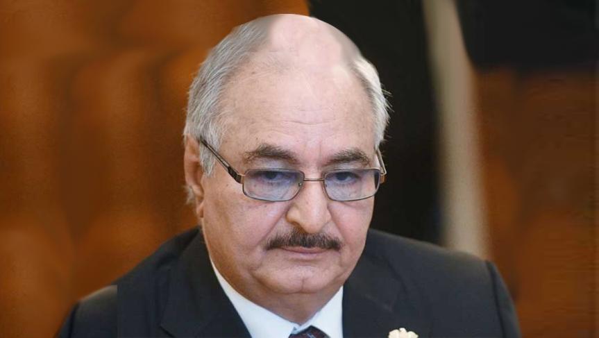 General libio abandona Moscú sin firmar tregua para fin deconflicto