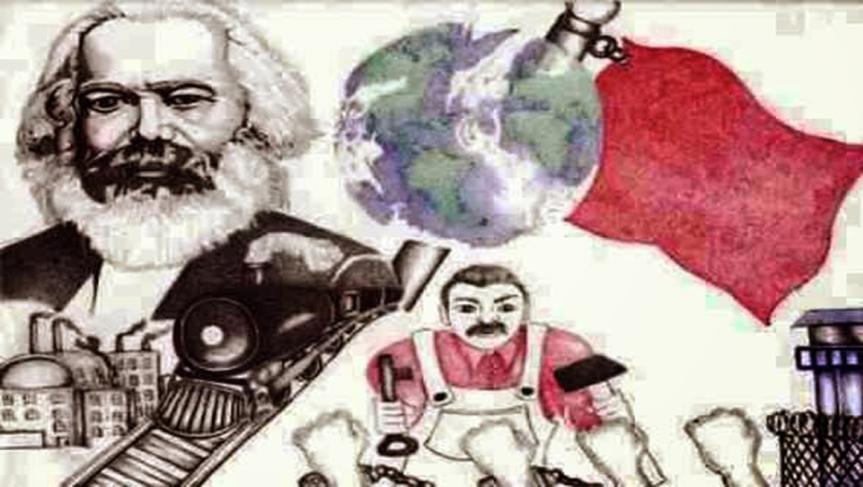 Unidad contra el monstruo llamadocapitalismo