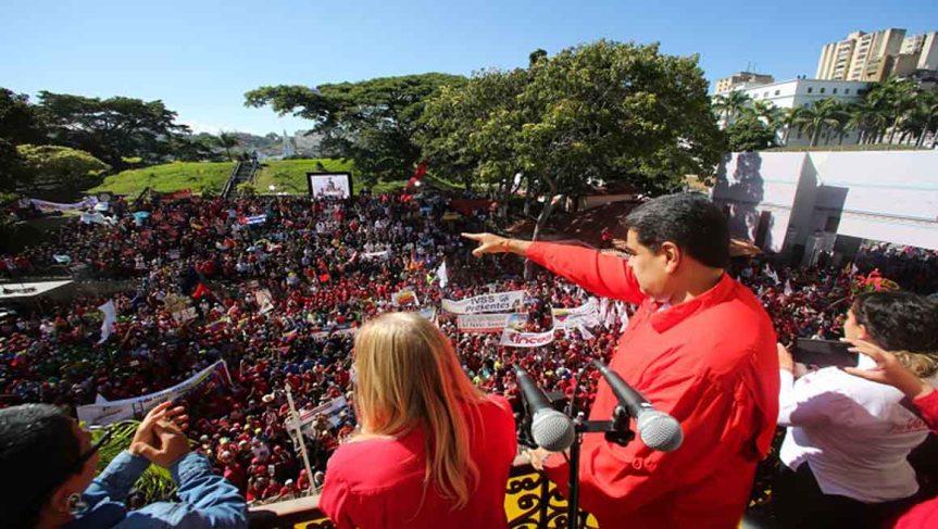 Presidente Maduro anuncia acuerdos con la oposición para renovar al CNE e ir aelecciones