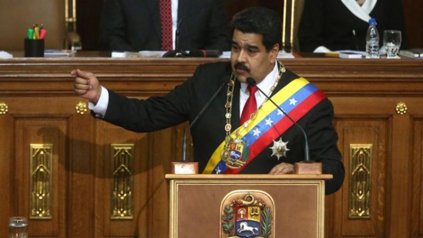 """Nicolás Maduro: """"¡Más nunca entrarán a Venezuela ni Almagro ni la OEA!""""(+Video)"""