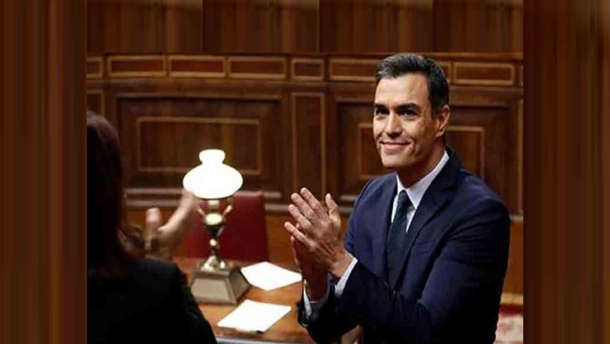 Congreso aprueba investidura de Pedro Sánchez al frente deEspaña