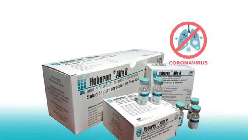 Antiviral de Cuba entre fármacos usados contra coronavirus enChina