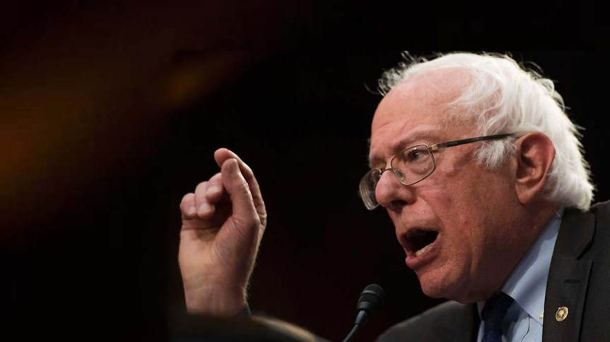 Sanders parece imparable en Estados Unidos