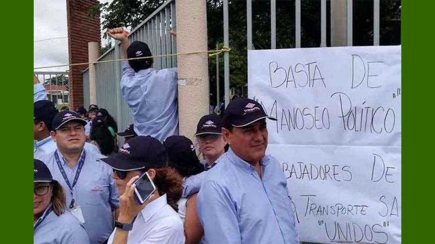En vigilia trabajadores de YPFB en Bolivia por inestabilidadlaboral