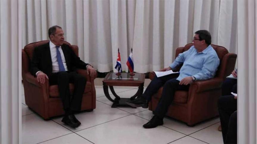 Cuba y Rusia manifiestan interés de fortalecervínculos