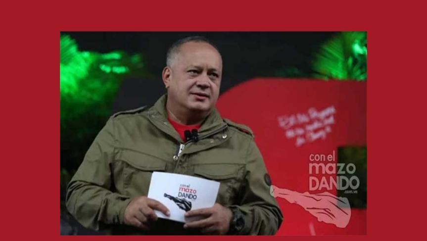 El apoyo del presidente de EE.UU. a Guaidó irá en su contra,Cabello