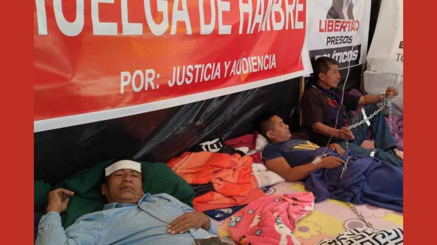 Detenidos de Sucumbíos, otra causa contra la persecución enEcuador